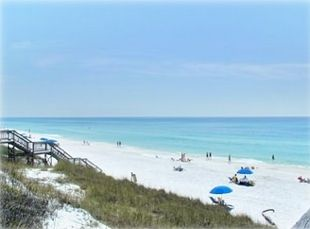 Beautiful Beaches of South Walton  (taken from our beachwalk)