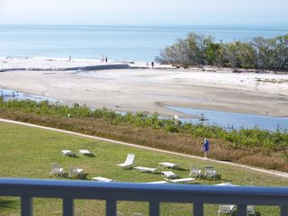 Fort Myers Beach condo photo - Walk directly out to the beach from the complex for miles .