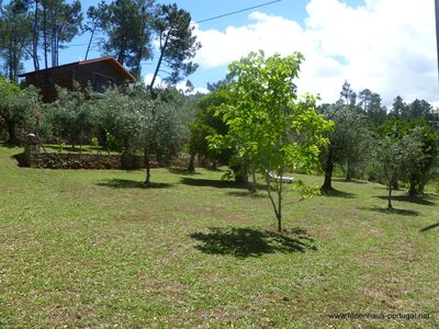 New, comfortable and child-friendly holiday home in the middle of nature