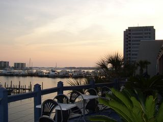 Destin Harbor....charter boats, fine dining, and more - Islander Destin condo vacation rental photo