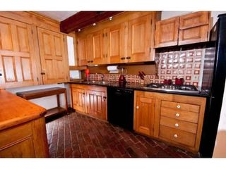 Philadelphia house photo - Bucks County wood cabinets & stainless steel appliances