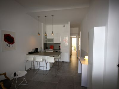 APART LUXURY HOTEL BALCONY with his (6M2) IN BEAUTIFUL OLD BUILDING CENTRAL VILL