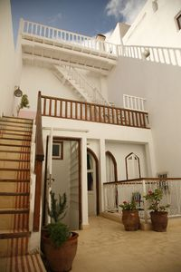 Essaouira house rental - Dar Lazuli's roof terraces