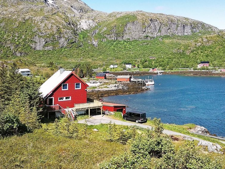 Vacation home Lofoten  in Ramberg, Northern Norway - 9 persons, 4 bedrooms