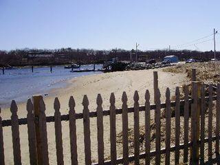 Saco house photo - Another smaller beach near the docks, not far from the cottage