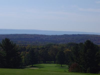 Scenic Little Traverse Bay Golf Course On Site