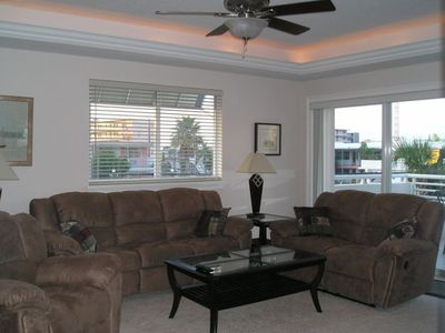 Clearwater Beach condo rental - Den