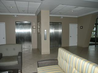 Galveston condo photo - Lobby of Inlander East.