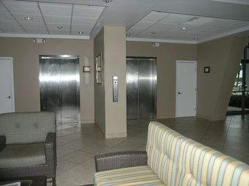 Lobby of Inlander East.