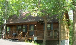 Pigeon Forge cabin photo - Escape and get 'Away from it all'