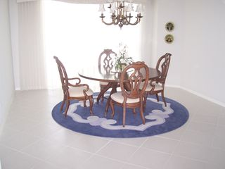 East Naples house photo - Separate formal dining room