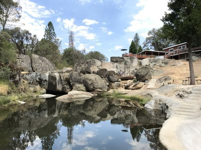 Yosemite Country Estate, Pond, Pool, Spa, Pirate Ship, Resort-Feel !!!