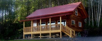 Hoonahideout vacation rental located in Hoonah