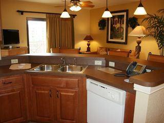 Lake Buena Vista condo photo - Kitchen