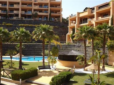 Apartment for 5 people, with swimming pool, in Mijas Costa
