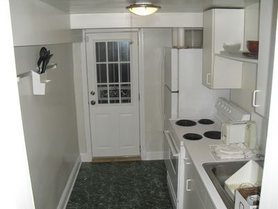 Downtown - Washington DC condo rental - Full Kitchen
