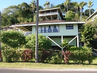 image for Beautiful house located in Bora Bora just in front of the beach
