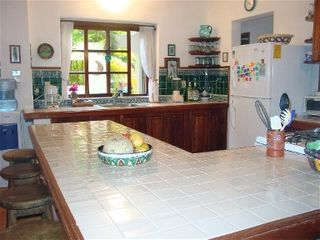 Fully-equipped kitchen. - Playa del Carmen villa vacation rental photo