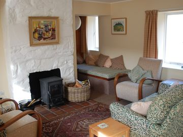 East Bothy sitting room - sleeps 4