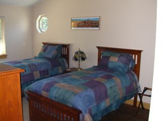 Mount Shasta cabin photo - Bedroom 3