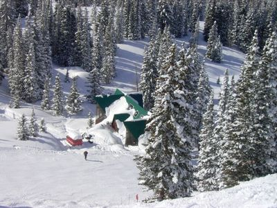 The Best Ski-in Ski-Out Location in the Heart of Alta