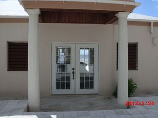 St. Croix villa photo - Front door entrance to Villa