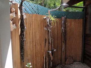 Culebra cottage photo - Outdoor Shower