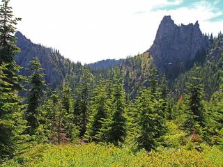 Snoqualmie Pass lodge photo - View from Hiking Trail on Kachess Ridge