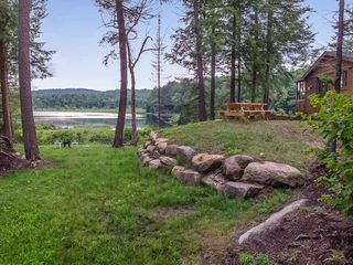 Piseco Lake cabin photo - Lots of Lawn and Privacy
