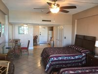 First Floor Ocean Front Studio with Walkway to the Pool! 4TH OF JULY AVAILABLE!!
