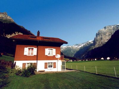 Chalet Maiglück with panoramic views