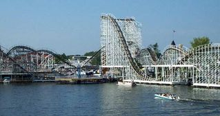 Monticello - Indiana Beach cottage photo - Indiana Beach Amusement Resort