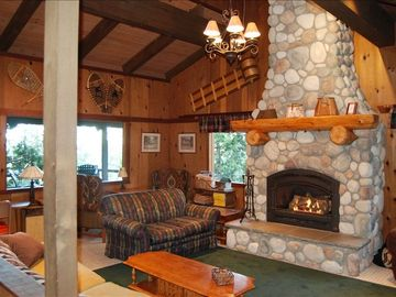 Pinecrest cabin rental - The Lodge