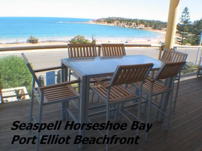 Fabulous Seaspell Horseshoe Bay, executive quality home, the best in Port Elliot