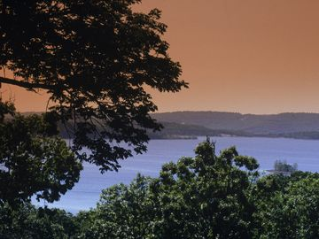Enjoy the gorgeous views of all the shores of the lake. Photo courtesy BCC.