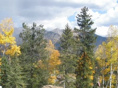 View From Deck in Early Fall