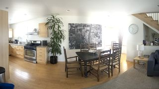 Venice Beach townhome photo - Dining area