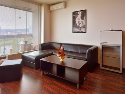image for Apartment in Bratislava with Air conditioning, Lift, Parking, Balcony (561078)