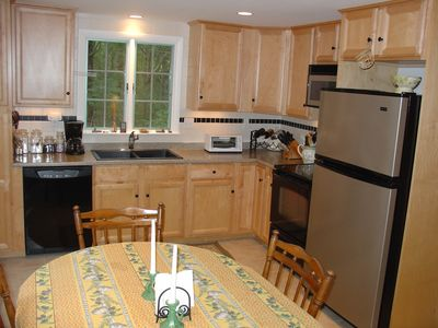 Recently remodeled and updated kitchen. Fully equipped.