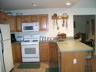 Kitchen Fully Stocked for the Gourmet - Towamensing Trails chalet vacation rental photo