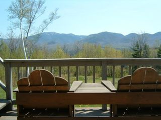 Franconia house photo - Deckchair view