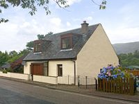 IVY COTTAGE, family friendly, with a garden in Glencoe, Ref 2048