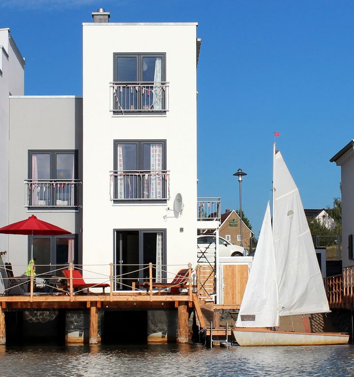 Exclusive apartments right on the water - Wohnung Seeperle