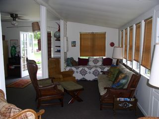 Sister Lakes cottage vacation rental photo