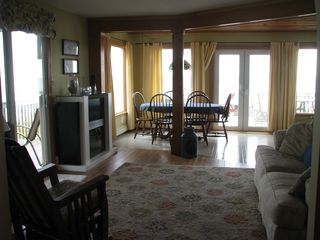 Panmure cottage photo - living area 1