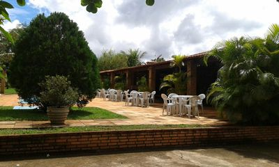 Beautiful ranch for events in Brasilia, excellent space and green area!