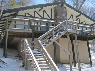 Beech Mountain chalet rental