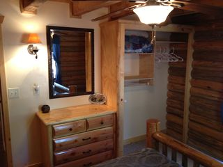 Duck Creek Village cabin photo - 2nd Bedroom