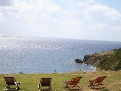 120 m2 apartment in a villa on hill side with panoramic view