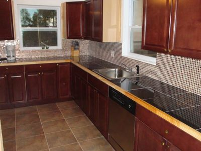 Great Exuma house rental - Kitchen
